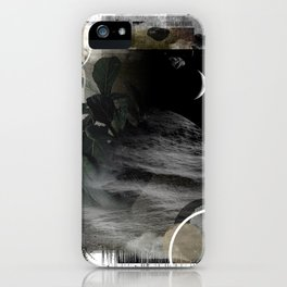 Gravity's Hostage iPhone Case