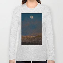 Colorado Moonrise Long Sleeve T-shirt