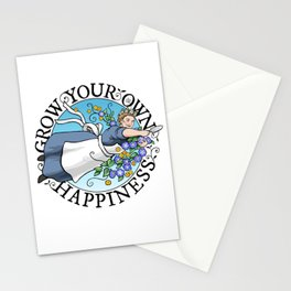 Grow Your Own Happiness with Empress of Dirt Stationery Cards