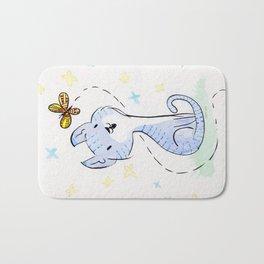 BLUCAT Bath Mat