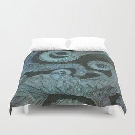 Octopus 2 Duvet Cover