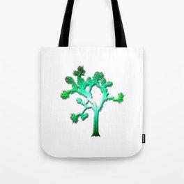 Joshua Tree Verdant by CREYES Tote Bag