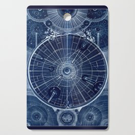 Celestial Map of the Universe Cutting Board