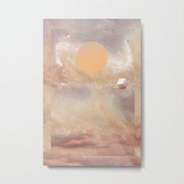 Mystic Constellation Metal Print
