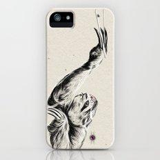 Karate Sloth iPhone (5, 5s) Slim Case