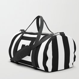 2 Color Square Spiral Duffle Bag