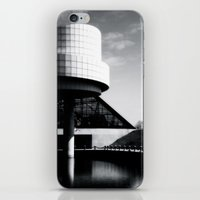 cleveland iPhone & iPod Skins featuring Cleveland Rocks by Elle Maxam