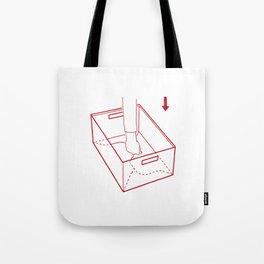 instruction Tote Bag