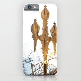 reflection iPhone Case