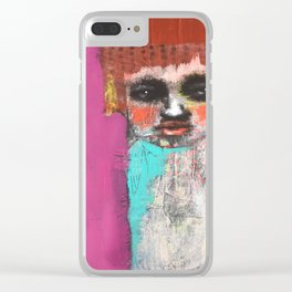 You were right by Marstein Clear iPhone Case