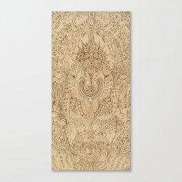 Transmutation Canvas Print