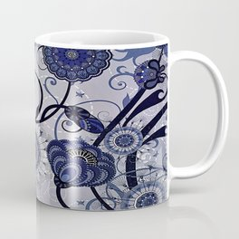 Denim Blues Coffee Mug