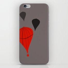 Hot Air iPhone Skin