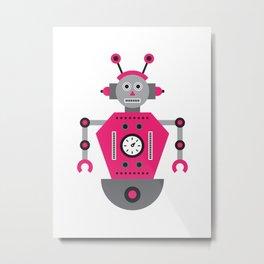a humanoid 4 Metal Print