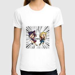 GTFO Chibi Attack!! T-shirt