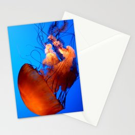 Underwater Dancer Stationery Cards