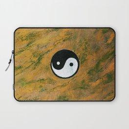 Yin Yang Stone Laptop Sleeve