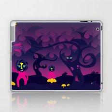 Night of the forest spirit Laptop & iPad Skin