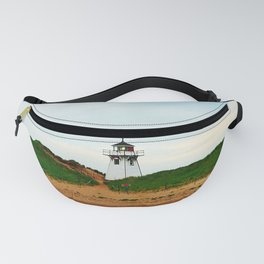 Stanhope PEI Lighthouse and Beach Fanny Pack