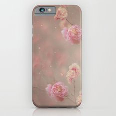 Rose, rose, red rose,  Rose in the heather... Slim Case iPhone 6s
