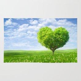 Natural Heart XIX Rug