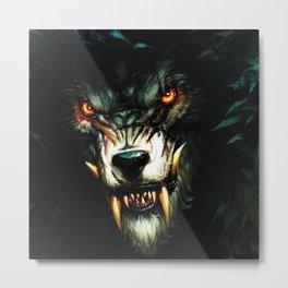 Beast Animal Metal Print