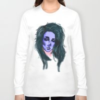 lana Long Sleeve T-shirts featuring Lana by icanbeme