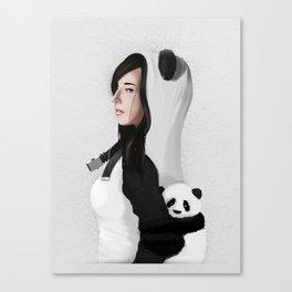 Project P-02 Canvas Print