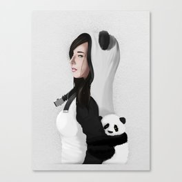 Project P-02 Canvas Print