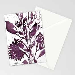 Organic Impressions No. 110 by Kathy Morton Stanion Stationery Cards