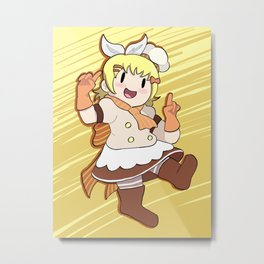Sweet Magic Metal Print