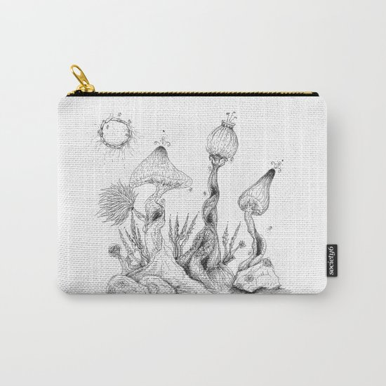 imaginaryWood Carry-All Pouch