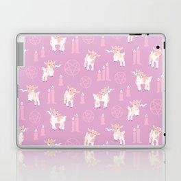 The Kids Are Alright - Pastel Pinks Laptop & iPad Skin