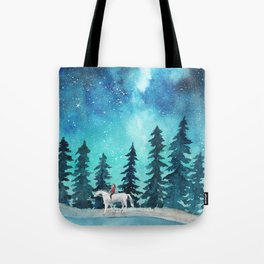 Take me to the stars Tote Bag