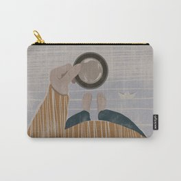 It is about the vivacity of the sea Carry-All Pouch