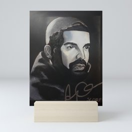 scorpion album,ovo,rapper,colourful,colorful,poster,wall art,fan art,music,hiphop,rap,rapper Mini Art Print