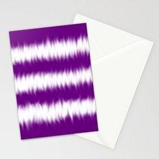 Purple Tie Dye Stationery Cards