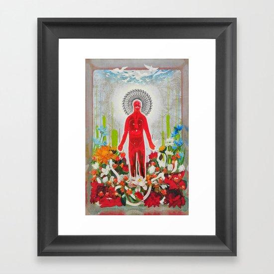 """ABUNDANCE"" Framed Art Print"
