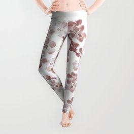 Cherry Blossom - In Memory of Mackenzie Leggings
