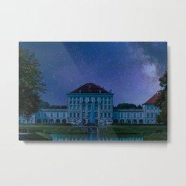 DE - BAVARIA : Nympfenburg palace Munich Metal Print
