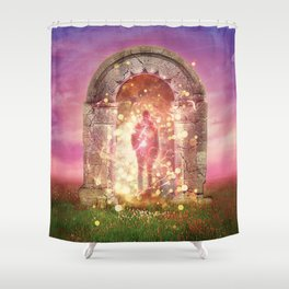 The Gateway Shower Curtain