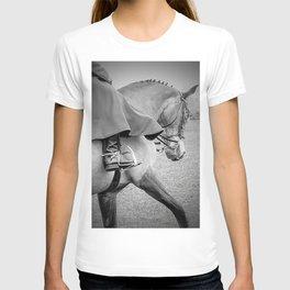 Sidesaddle Show Horse T-shirt