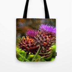 The Colour Purple Tote Bag