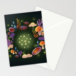 Fairy Ring Stationery Cards
