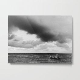 If I Had a Boat / Cap Haitian, Haiti Metal Print