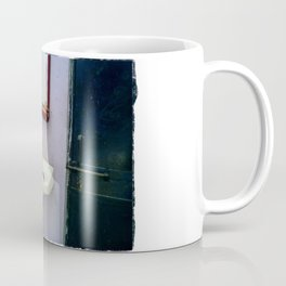 Waiting for her. Coffee Mug