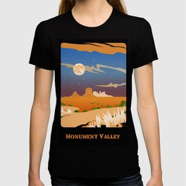 Monument Moon2 T-shirt