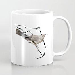 Florida – Northern Mockingbird Coffee Mug