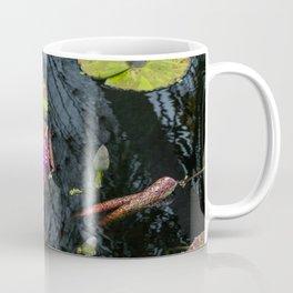 Amazonian Water Lily Coffee Mug