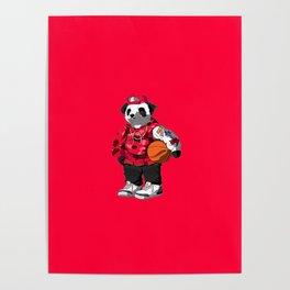 Polo Bear Bap Poster